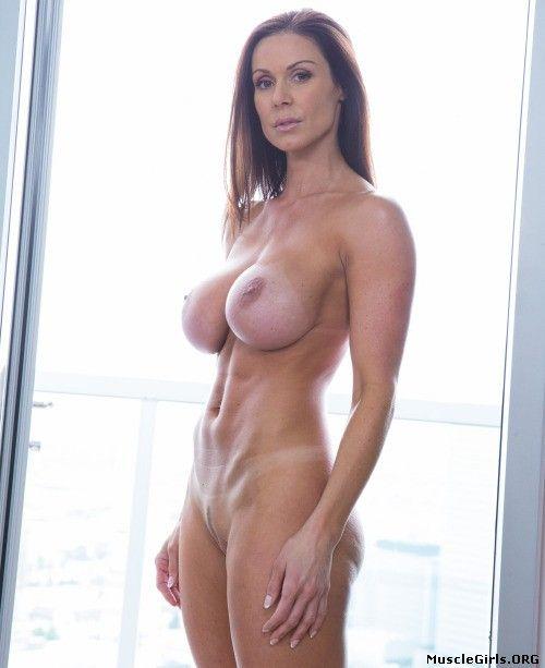 Mature Sex Ženski fitnes Nude-2695