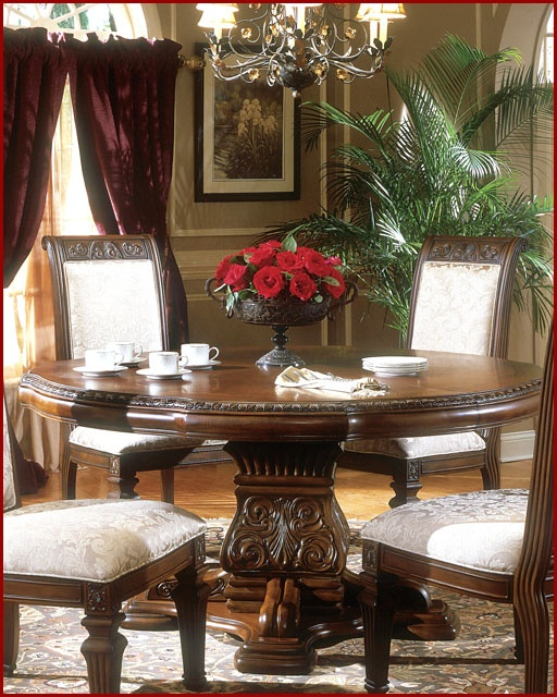 687 Best Just Nice Dining Rooms Images On Pinterest  Dining Rooms Magnificent Nice Dining Room Chairs Review