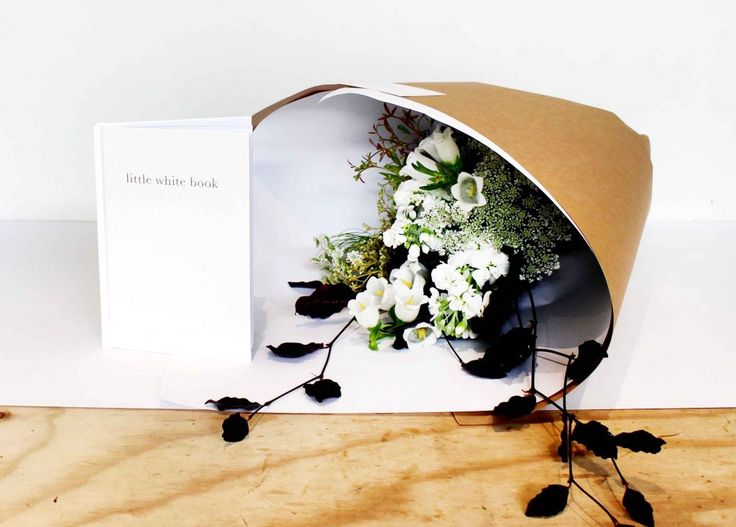 LITTLE WHITE BOOK X ROSE TINTED FLOWERS featured in NZ Apparel Magazine