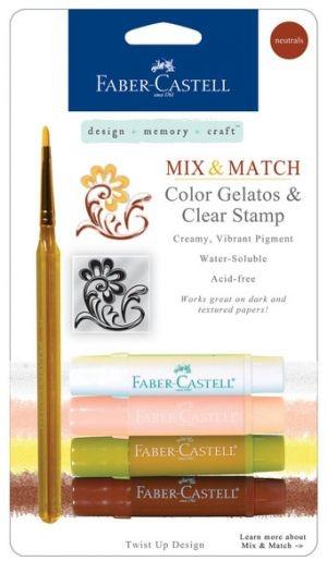 Faber Castell Gelatos Neutrals