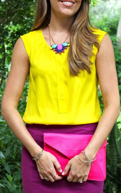Best 25+ Yellow top outfits ideas on Pinterest | Yellow blouse Womenu0026#39;s yellow outfits and ...