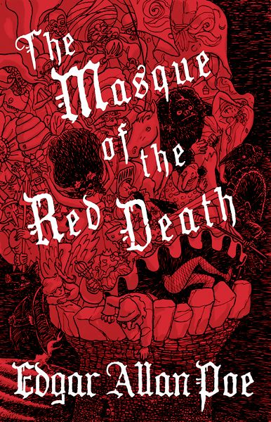 best masque of the red death images death the masque of the red death book cover by inkyboy