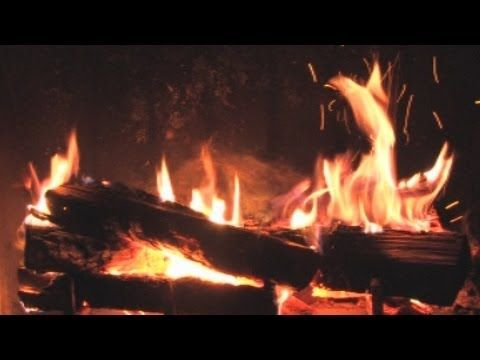 A Crackling Fire for your Holiday....This is a 3 hour crackling REAL fire in a REAL fireplace. 1080p and 5.1 Dolby sound. No repeats or loops!! Relax and Enjoy!!!