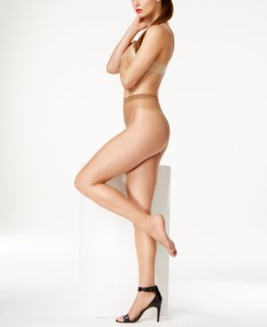 Wolford Luxe 9 Toeless Tights -