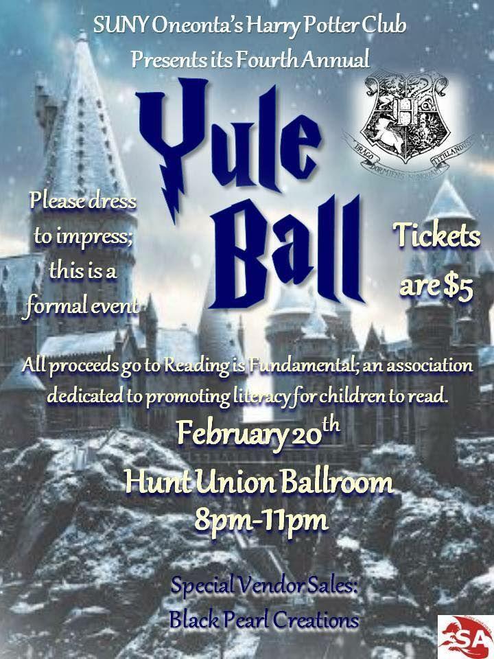 So You Want to Plan a Yule Ball - MuggleNet