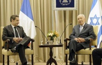 Sarkozy exhorte Israël à comprendre la question palestinienne