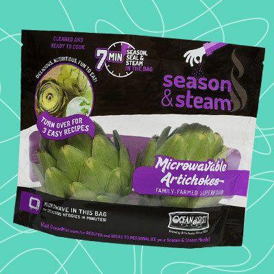 Ocean Mist Season & Steam Microwavable Artichokes