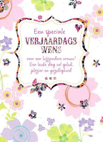 Kaarten - verjaardag vrouw - classics v | Hallmark