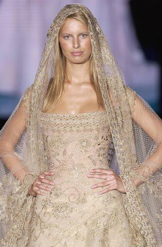 Elie Saab - Haute Couture Spring / Summer 2003