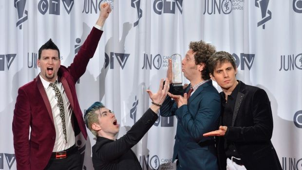 favorite band-Marianas Trench