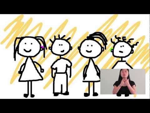 Understanding Deafness - Educational Video - YouTube - GREAT FOR KIDS :)