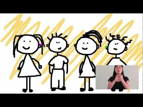 Understanding Deafness - Educational Video - YouTube - GREAT FOR KIDS :)
