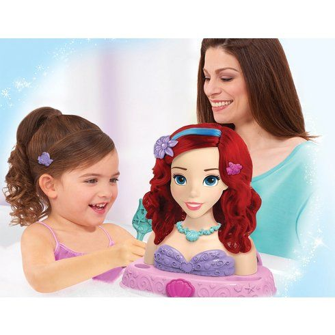 Superb Ariel Bath Styling Head Now At Smyths Toys UK! Buy Online Or Collect At Your Local Smyths Store! We Stock A Great Range Of Disney Princess At Great Prices.