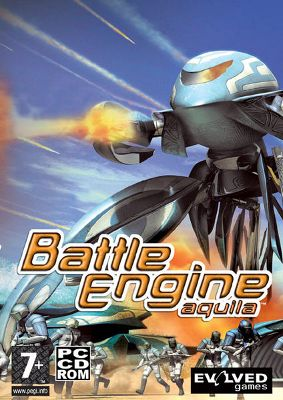 Andrew is playing Battle Engine: Aquila!
