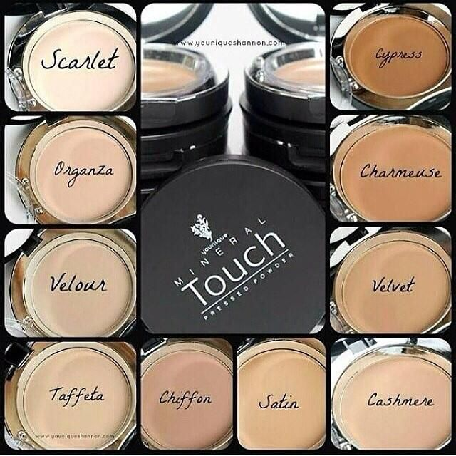 We have a shade for everyone. Our cream and pressed powder foundation goes on so smoothly and gives a beautiful soft seamless cover. Www.happygirlmakeup.com