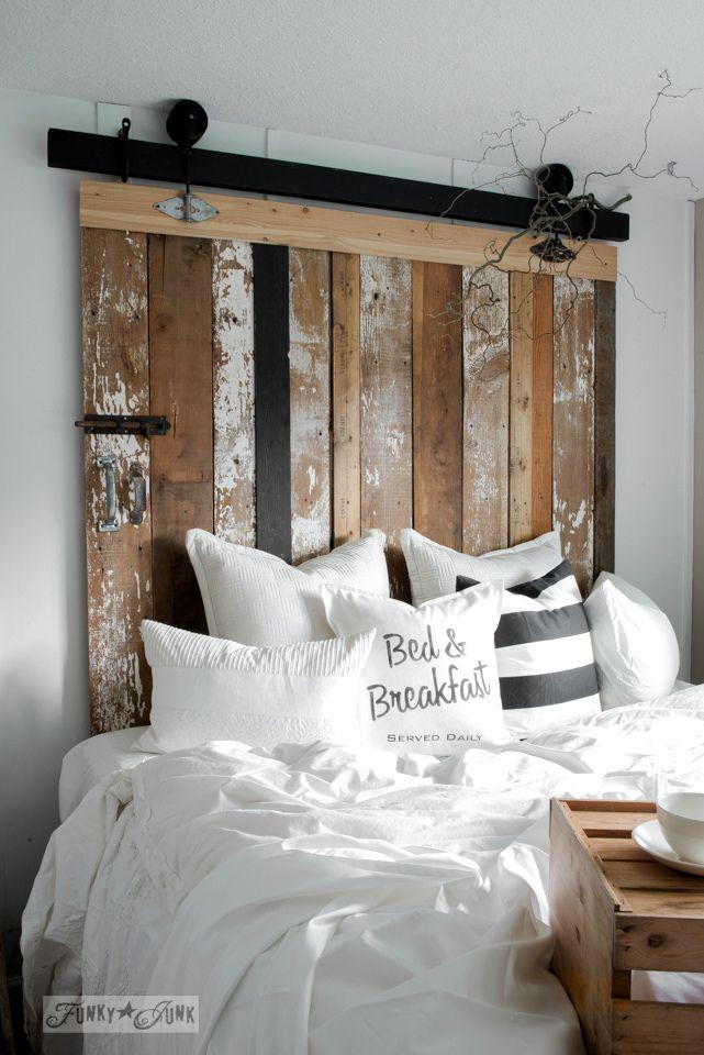 Best 25 Barn Door Headboards Ideas On Pinterest Pallet