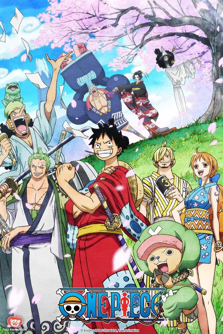 Land of Wano in 2020 One piece anime, One piece episodes