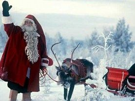 Oferta Speciala Black Friday! Craciun Laponia (23.12 - 27.12.2013)