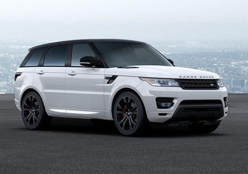 range rover sport 2014   Nový Range Rover Sport 2014 má svůj online konfigurátor, zatím ...