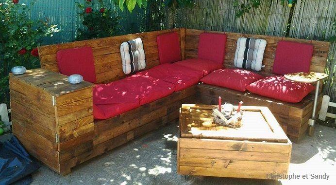 r cup 4 salon de jardin pinterest salons. Black Bedroom Furniture Sets. Home Design Ideas