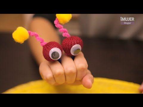Best 25 como hacer titeres ideas on pinterest como - Como hacer marionetas de mano ...