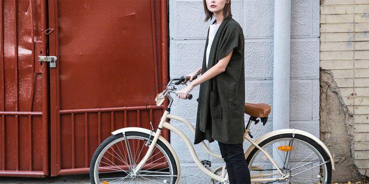 Ir en bicicleta: posturas para no sufrir dolores