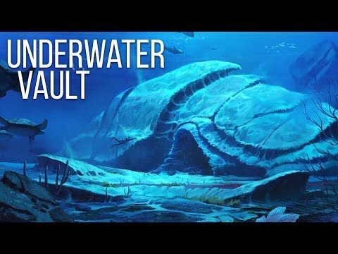 Fallout 4 | Institute Underwater Base - YouTube