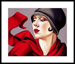 Autumn Zephyr Framed Print by Catherine Abel
