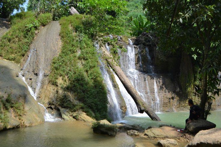 Indahnya Air Terjun Bongok di Tuban - Part 1