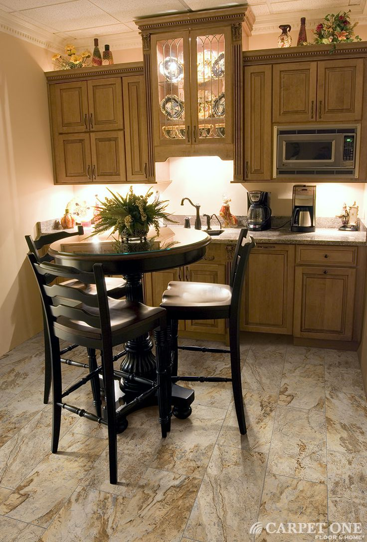 Stone Floors In Kitchen 17 Best Images About Flooring On Pinterest Vinyls Kitchen