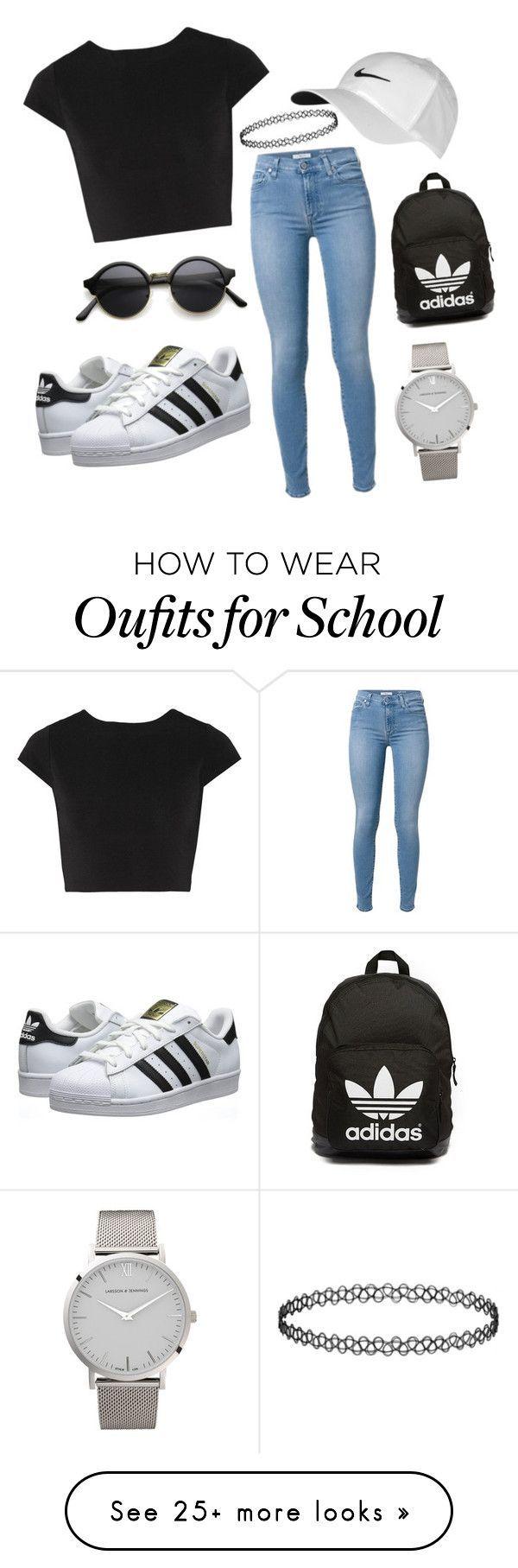 Look perfeito para escola Look  Escola