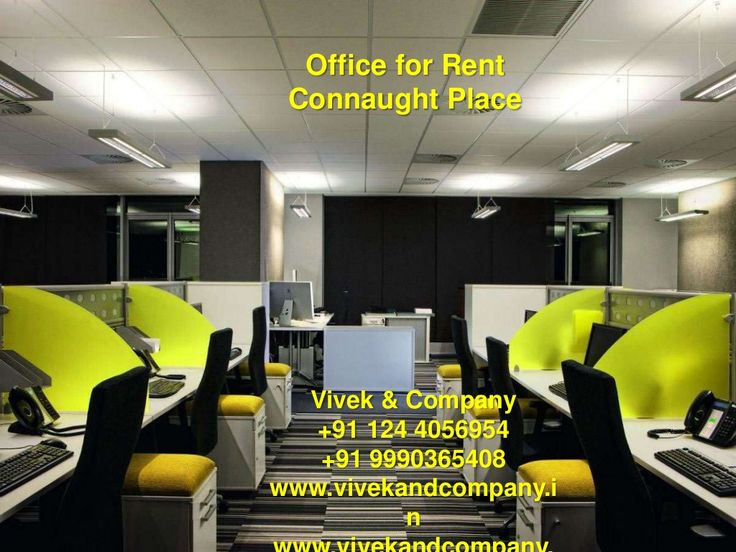 Fully Furnished Office for Rent in Connaught Place in Delhi by vivek bhaskar via slideshare