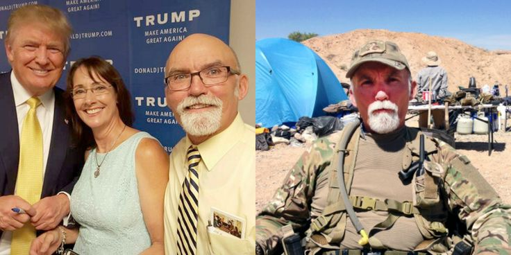Ex-Trump Campaign Official Who Organized Bundy Standoff Just Got What He Deserves