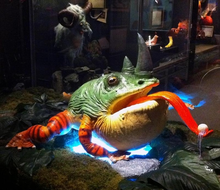 Doktor Proktor's sensational collection of unusual animals (Exhibition at Universitetsmuseet based on the novels by Jo Nesbø)