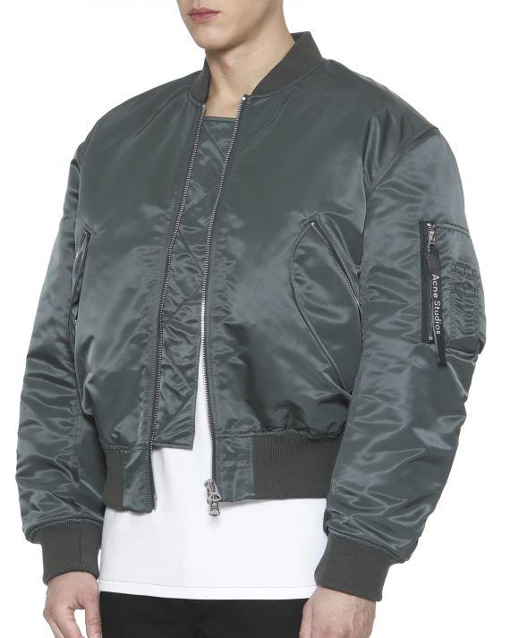 216c36161 Acne Studios Makio bomber jacket Deep Jungle | Kuso | Acne studios ...
