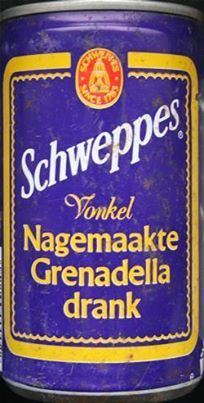 Schwepps - Soft Drink from South Africa