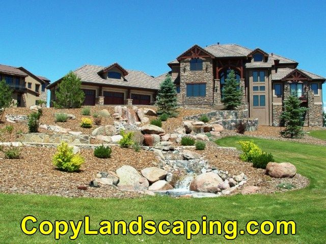 17 best images about front yard landscaping on pinterest for Ideas for front yard landscaping without grass