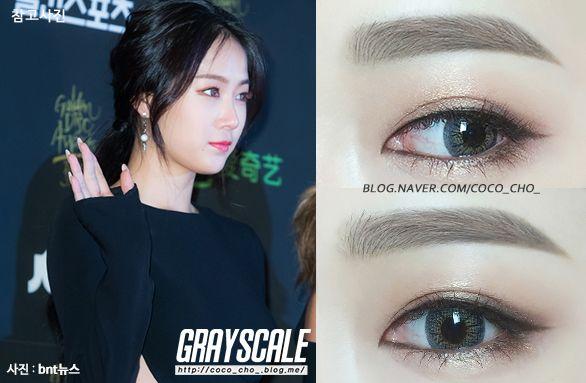 sistar soyou kpop korean idol eye make up 안녕하세요 코코초입니다. 오늘 포스팅은 루나솔 close of night 섀도 영업 포스팅이라 해도 과언이 아닌! ...