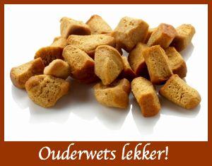 Suikervrije pepernoten | ouderwets lekker