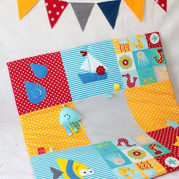Items Similar To Play Mat Baby Playmats Sensory Toys Montessori Baby Gym Baby Activity Mat Sensory Mat Baby Baby Blanket Padded Baby Playmat On Etsy Baby Activity Mat Baby Sensory Play Baby Play Mat