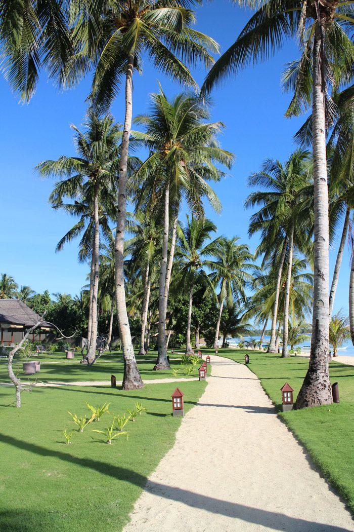 Le superbe resort Isla Cabana à General Luna, Siargao