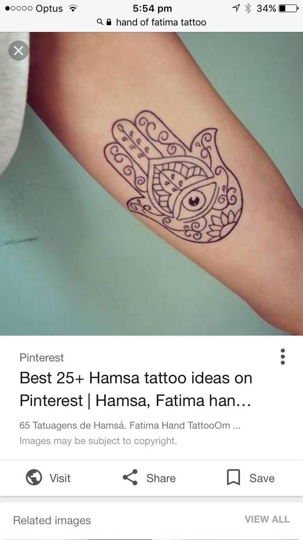 25 Striking Hamsa Tattoo Designs Wolves - Hamsa tatoos tattoo ideas tattoos