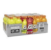 Gatorade Sports Drinks Variety Pack (20 oz. bottles, 24 ct.)