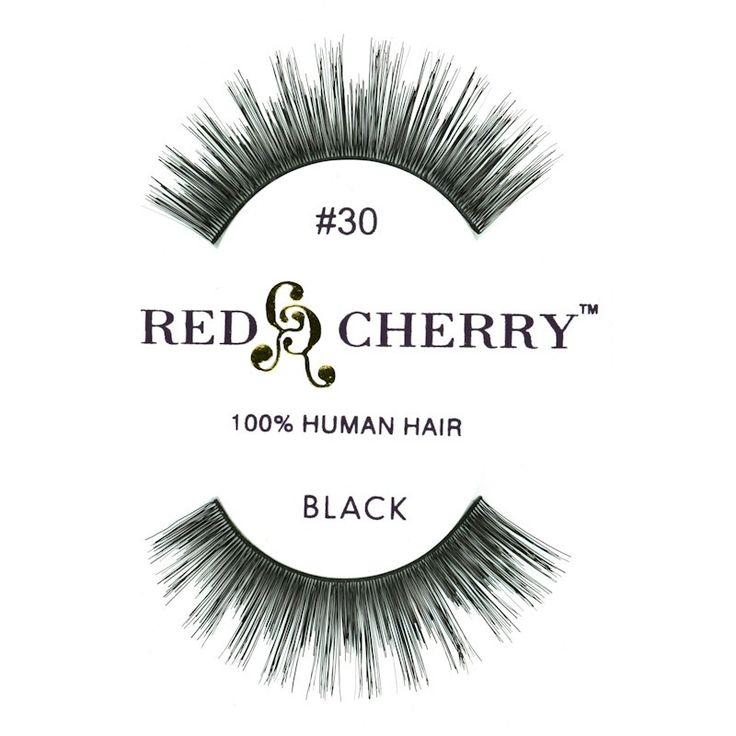 Gene False Red Cherry 30 doar pe http://www.makeup-shop.ro