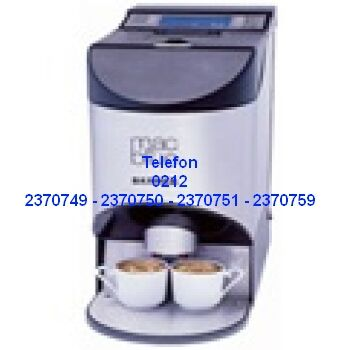 Espresso Türk Kahve Makinaları : İki Fincanlık Türk Kahvesi Pişirme Makinesi Satışı 0212 2370749