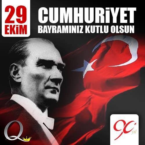 #29ekim #cumhuriyet #cumhuriyetbayramı