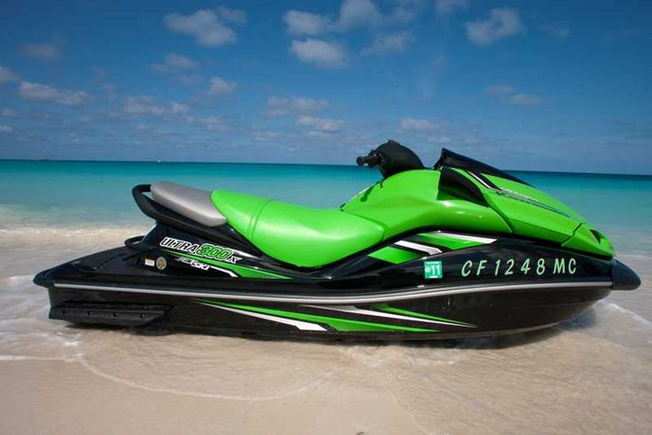 I will have a jet ski one day... Kawasaki Jet Ski Ultra 300X