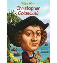 Children's Book #1 Who Was Christopher Columbus