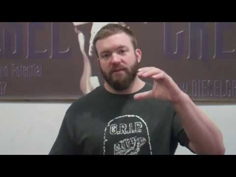 Will Grip Training Build Big Forearms - YouTube