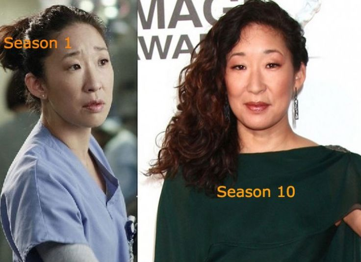 "15 Memories Honoring The 10 Year Anniversary Of ""Grey's Anatomy"" That Will Give You All The Feels - When Sandra Oh left the cast for good left season, a hole was left in our hearts that remains unfilled. Not only was she Meredith's most important ""person,"" she was one of ours too."